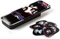 DUNLOP Jimi Hendrix Pick Tin Star Haze
