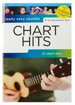 MS Really Easy Ukulele: Chart Hits - #1 Spring/Summer 2017