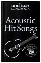 MS The Little Black Songbook: Acoustic Hits