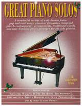 MS Great Piano Solos - The Christmas Book
