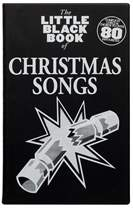 MS The Little Black Book Of Christmas Songs