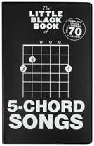 MS The Little Black Book Of 5-Chord Songs