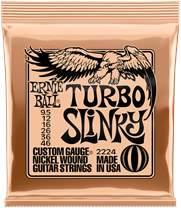 ERNIE BALL Nickel Wound Turbo Slinky