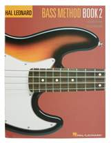 MS Hal Leonard Bass Method Book 2 Second Edition