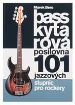 FRONTMAN Baskytarová posilovna 5 - 101 jazzových stupnic pro rockery