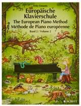 MS Evropská klavírní škola II - Emonts Fritz