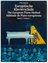 MS Evropská klavírní škola III - Emonts Fritz