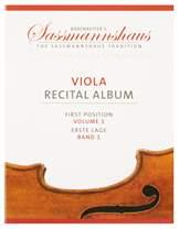 MS Viola Recital Album, svazek 1