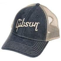 GIBSON Faded Denim Hat