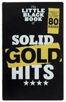 MS The Little Black Book Of Solid Gold Hits