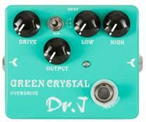 JOYO D50 DR.J GREEN CRYSTAL OVERDRIVE