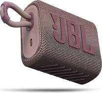 JBL GO3 Pink