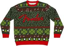 FENDER 2020 Ugly Christmas Sweater L