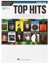 MS Hal Leonard Instrumental Play-Along: Top Hits - Violin