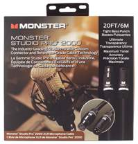 MONSTER SP2000-M-20