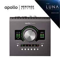 UNIVERSAL AUDIO Apollo Twin MKII DUO Heritage Edition (rozbalené)