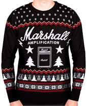 MARSHALL Christmas Jumper XL