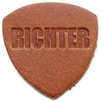 RICHTER Leather Pick Heavy