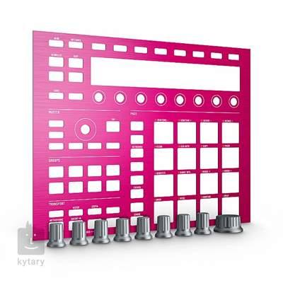 NATIVE INSTRUMENTS Maschine Kit Pink Šablona pro Maschine MK2