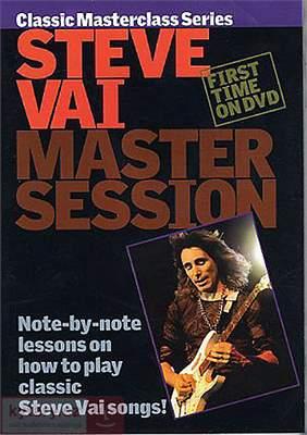 MS Vai, Steve Master Session Škola hry na kytaru