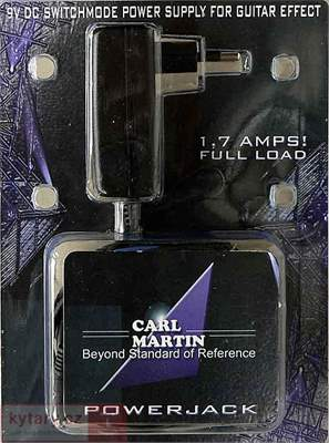 CARL MARTIN PowerJack Síťový adaptér