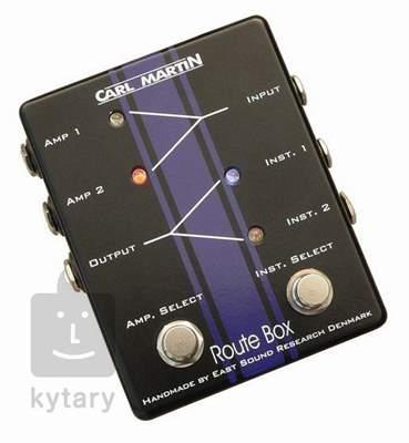 CARL MARTIN Route Box Signálový přepínač