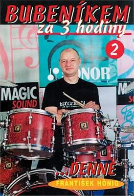 MUZIKUS Bubeníkem za 3 hodiny DVD Škola hry na bicí