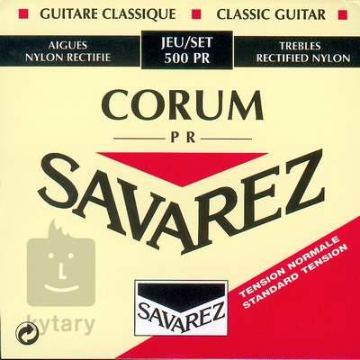 SAVAREZ 500PR Nylonové struny pro klasickou kytaru