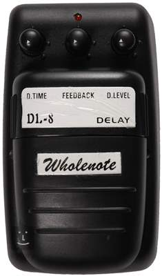 WHOLENOTE DL 8 Standard Series Kytarový efekt