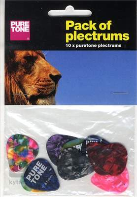 MS Pure Tone Pack Of Plectrums Trsátka