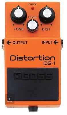 BOSS DS-1 Kytarový efekt