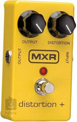 DUNLOP MXR M104 Distortion+ Kytarový efekt