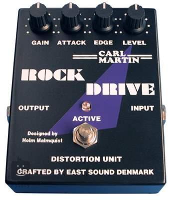 CARL MARTIN Rock Drive Kytarový efekt