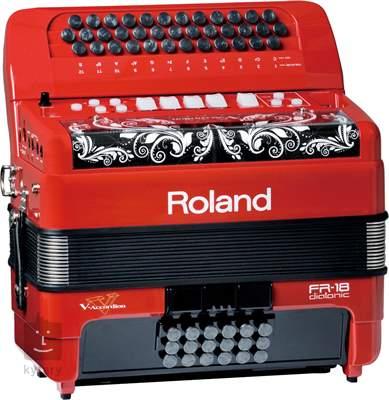 ROLAND FR 18D-RD Digitální akordeon, V-Accordion