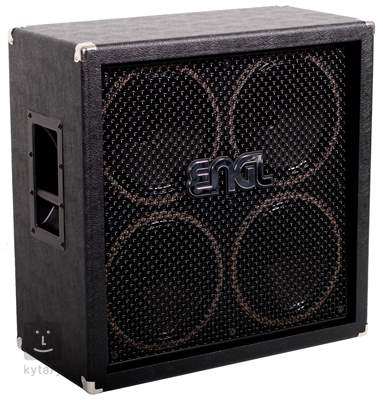 ENGL 4x12 PRO Straight E412VGB Kytarový reprobox