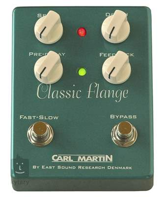 CARL MARTIN Classic Flange Kytarový efekt