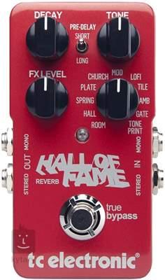 TC ELECTRONIC Hall of Fame Kytarový efekt