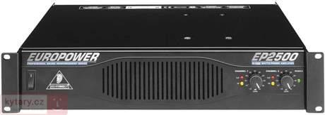 BEHRINGER EP2500 Koncový zesilovač
