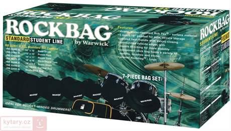 ROCKBAG RB 22902 B Student Line Sada obalů na bicí soupravu