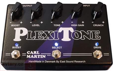 CARL MARTIN PlexiTone Kytarový efekt