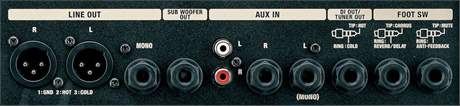 ROLAND AC 90 Kombo pro akustické nástroje