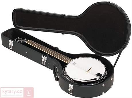 ROCKCASE RC 10610 B/SB Kufr pro banjo