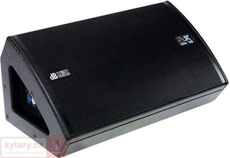 DB TECHNOLOGIES DVX DM 15 Aktivní pódiový odposlech
