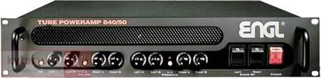 ENGL Tube Poweramp E840/50 Kytarový lampový zesilovač