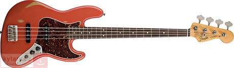 FENDER Road Worn 60s Jazz Bass RW FR Elektrická baskytara