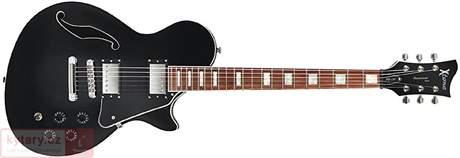 ESP LTD PS-1 BK Semiakustická kytara
