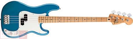 FENDER Standard Precision Bass MN LPB Elektrická baskytara