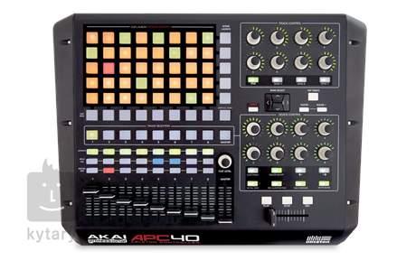 AKAI APC 40 MIDI kontroler pro Ableton Live