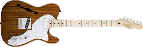 FENDER SQUIER Classic Vibe Telecaster Thinline MN NA Elektrická kytara