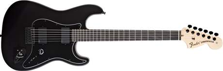 FENDER Jim Root Stratocaster RW BK Elektrická kytara